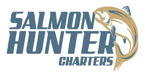 Salmon Hunter Charters Logo
